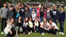 etudiants d'echange 2014-2015