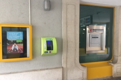 Rue des Malvoisins - Banque Cantonale du Jura