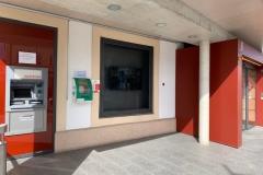 Rue du Jura - Banque Raiffeisen