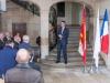 Discours de bienvenue de Pierre-Arnauld Fueg, maire