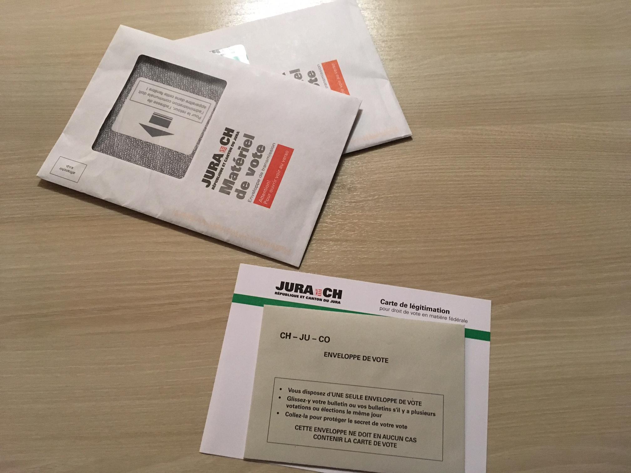 Suppression des bureaux de vote le vendredi ville de porrentruy - Organisation bureau de vote ...