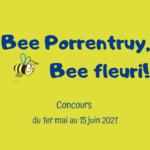 Bee Porrentruy, Bee fleuri!